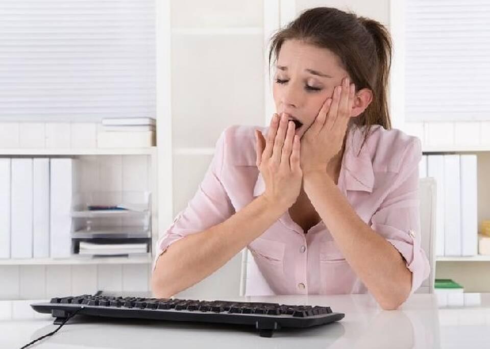 Chronisches Müdigkeitssyndrom im Kernspin