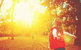 Die Haut braucht Sonnenlicht, um Vitamin D zu bilden
