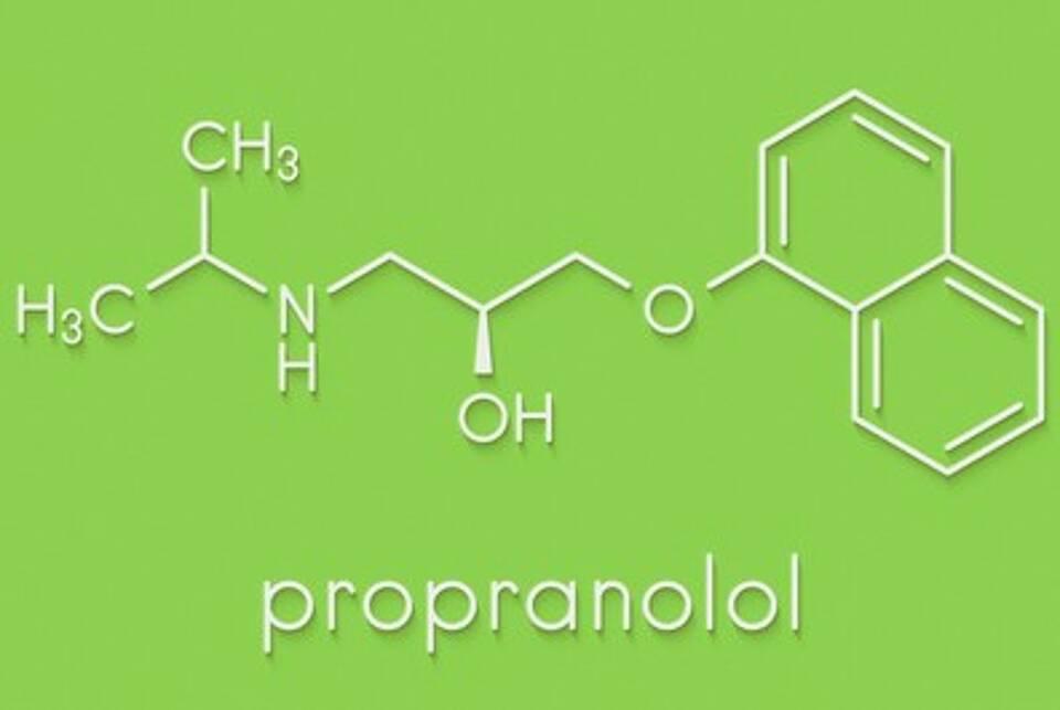 Propranolol, Betablocker, PTBS, Traumatherapie