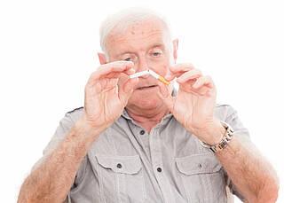 Jede nicht gerauchte Zigarette zählt