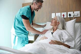 Studie: Schmerzen nach einer Operation werden erträglicher, wenn Patienten aktiv in die Schmerztherapie eingebunden werden