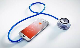 Die erste zertifizierte Blutdruck-App kann bis Ende August kostenlos heruntergeladen werden