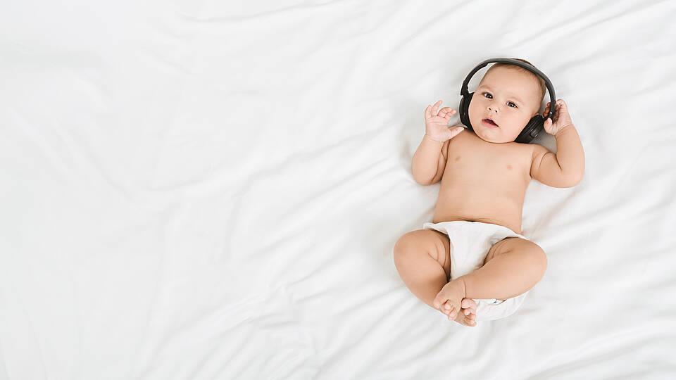 Musik ist gut für die Hirnentwicklung, speziell für Frühgeborene wurde das jetzt gezeigt