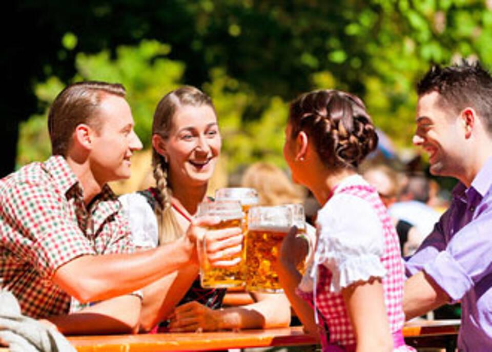 Langzeitstudie: Kein Freibrief für den Alkohol
