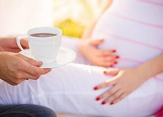 Kaffe in der Schwangerschaft