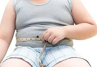 Übergewicht, Kinder, Schlaganfall
