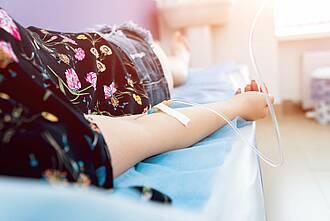 Studie zum B-Zell-Lymphom: Patienten mit geringer Tumorlast sind mit sechs Chemo-Zyklen offenbar übertherapiert
