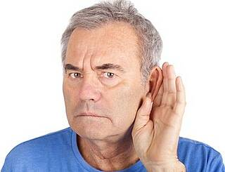 Hörverlust und Demenz, Schwerhörigkeit