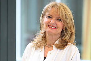 Gabriele Nöldge-Schomburg, Vorstandschefin Universitätsmedizin Rostock