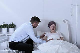 Erst geheilt, dann wieder Krebs. Spätfolgen nach Strahlentherapie werden jetzt wissenschaftlich untersucht