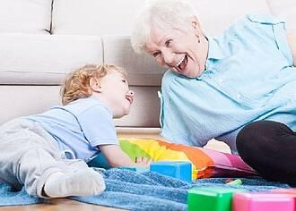 Intergenerative Begegnungen