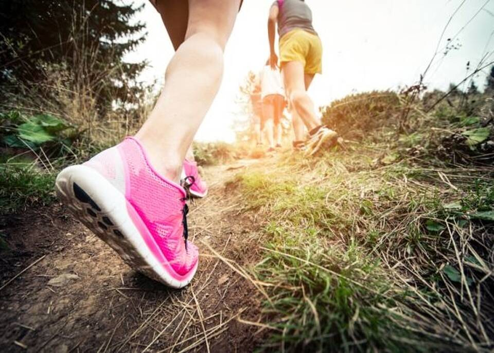 Sport wirkt gegen Thrombose