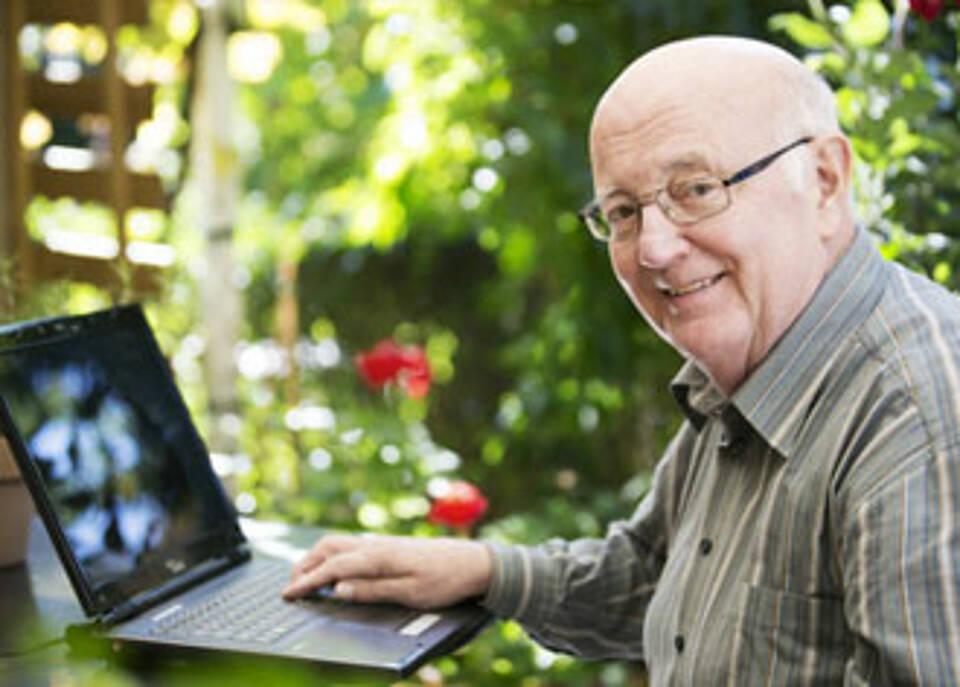 AOK Pilotprojekt Vitalig: Den Senioren werden Mühen und Wege abgenommen