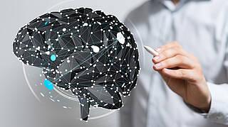 Alzheimer, Entzündungen im Gehirn