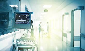 Weniger Patienten wegen Corona im Krankenhaus als bislang angenommen. RKI-Statistik differenziert nicht nach Behandlungsgrund