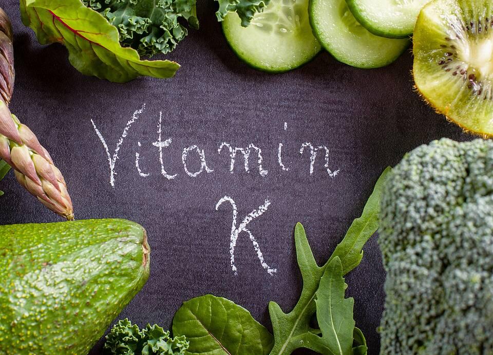 Vitamin K, Osteoporose, Vitamin D, Knochendichte
