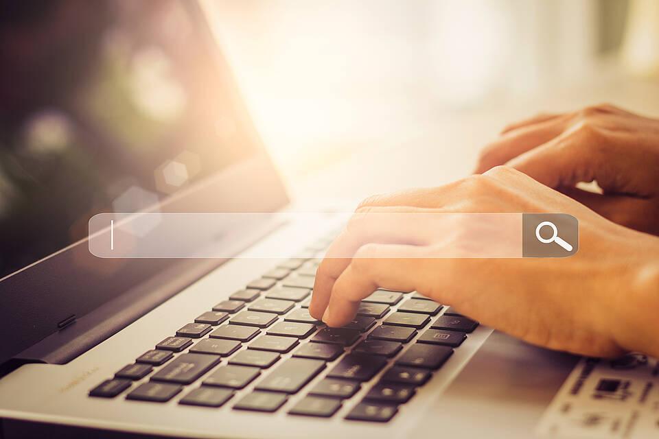Dr. Google, Krankheitssymptome, Symptome, Recherche