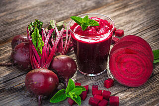 Rote Bete, Rote-Bete-Saft