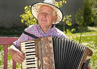 Musik hilft bei Alzheimer