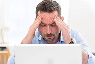 Depressionen verursachen die meisten Ausfalltage