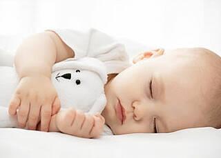 Impfung drängt plötzlichen Kindstod zurück