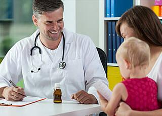 (Kinder-) Ärzte verschreiben weniger Antibiotika