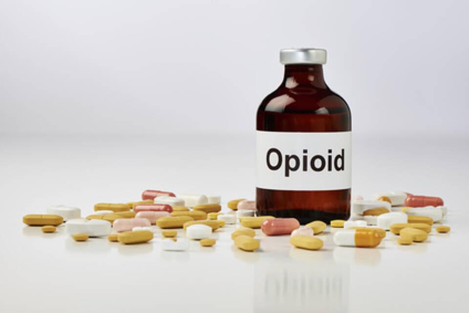 Opioid, Schmerzmittel, Schmerzen