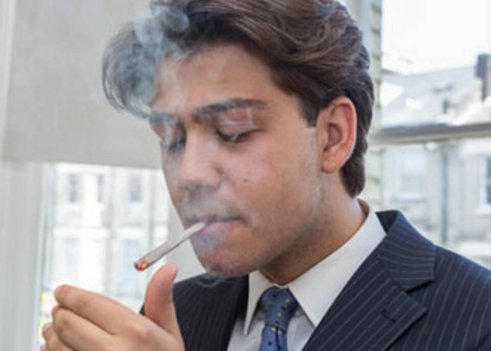 Junge Herzinfarkt-Patienten sind fast immer Raucher