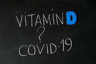 Vitamin D, COVID-19