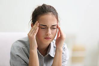 Migräne-Anfall