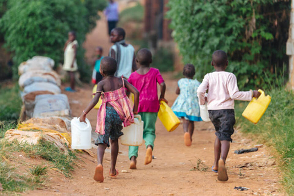 Bevölkerungswachstum, Prognose, Afrika