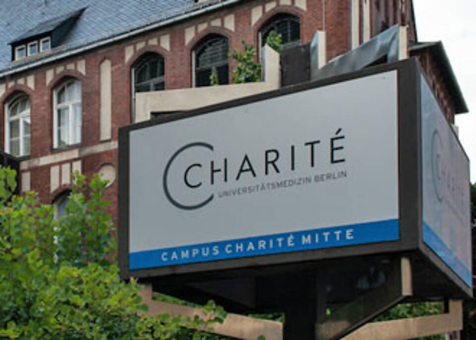 Charité meldet positives Jahresergebnis 2014