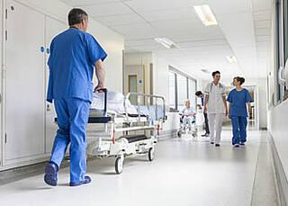 Krankenhausinfektionen: Multiresistente VRE kleben nahezu überall