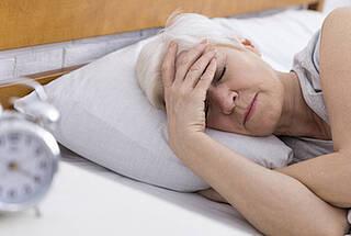 schlafstörung, schlafprobleme, schlechter schlaf