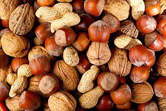 Allergiker brauchen Informationen über in Lebensmitteln enthaltene Erdnüsse