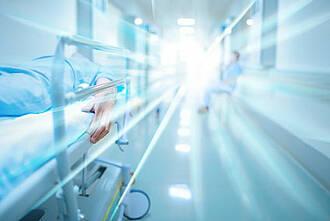 40 Prozent der Patienten erliegen ihrem Krebsleiden im Krankenhaus. Dabei will fast jeder zu Hause sterben