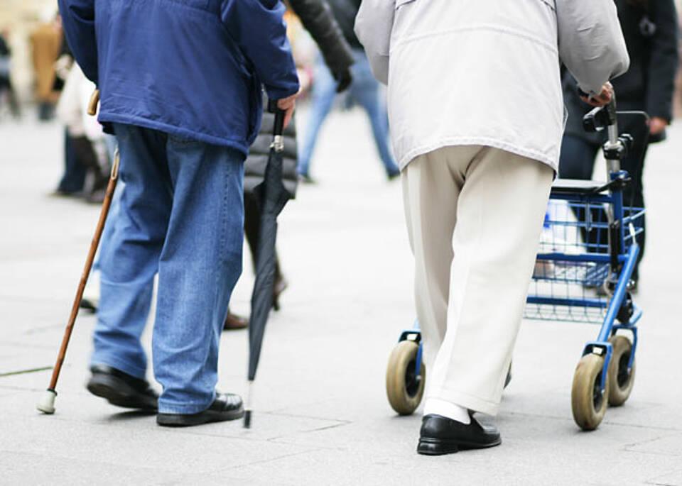 Parkinson auf dem Weg zu einer Volkskrankheit