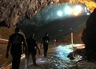 Höhle Thailand, Psychologie