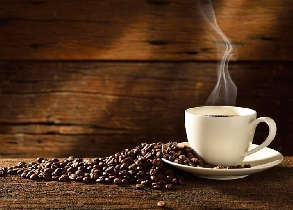 Kaffee kann Herz schützen.