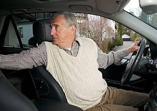Autofahren mit Parkinson
