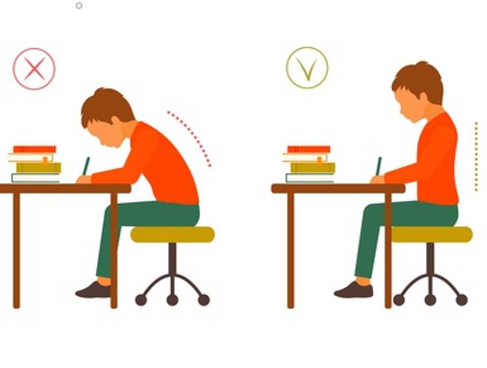 Rückenschmerzen, Kinder, Bewegung