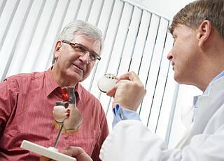 Schilddrüsenüberfunktion erhöht das Risiko für Herzinfarkt