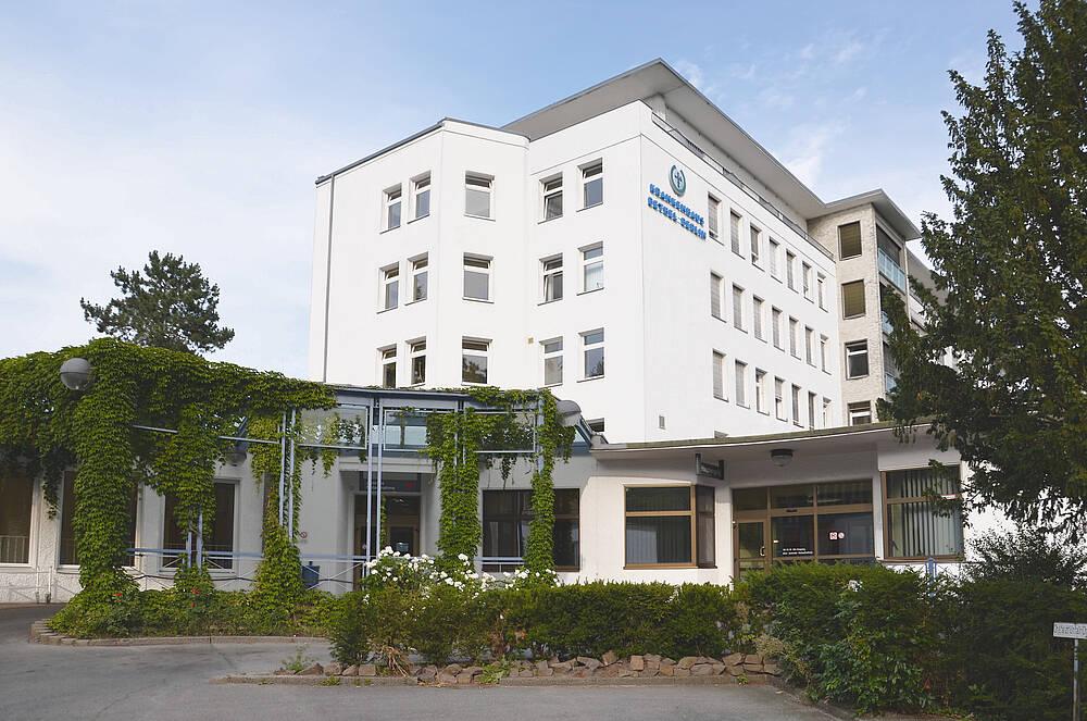 Krankenhaus Bethel Berlin, Klinik
