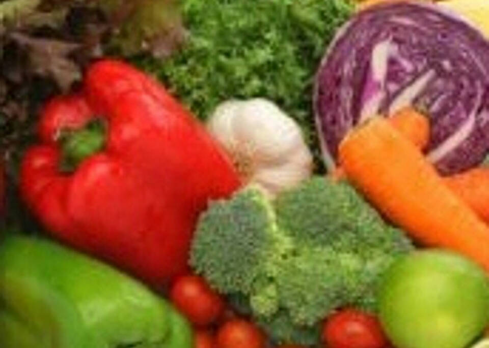 Gemüse kann Asthma vorbeugen