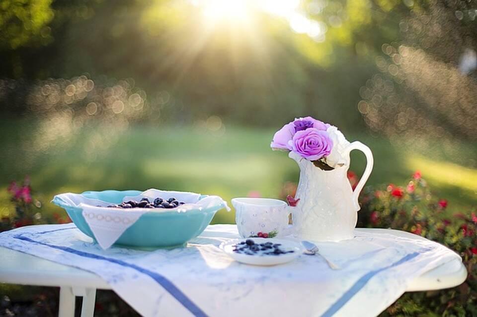 Frühstück und Diabetes