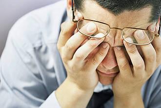 Depressionen betreffen Menschen aus allen sozialen Schichten