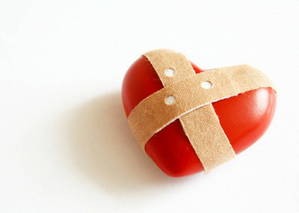 Helfen Schmerzmittel gegen Liebeskummer?