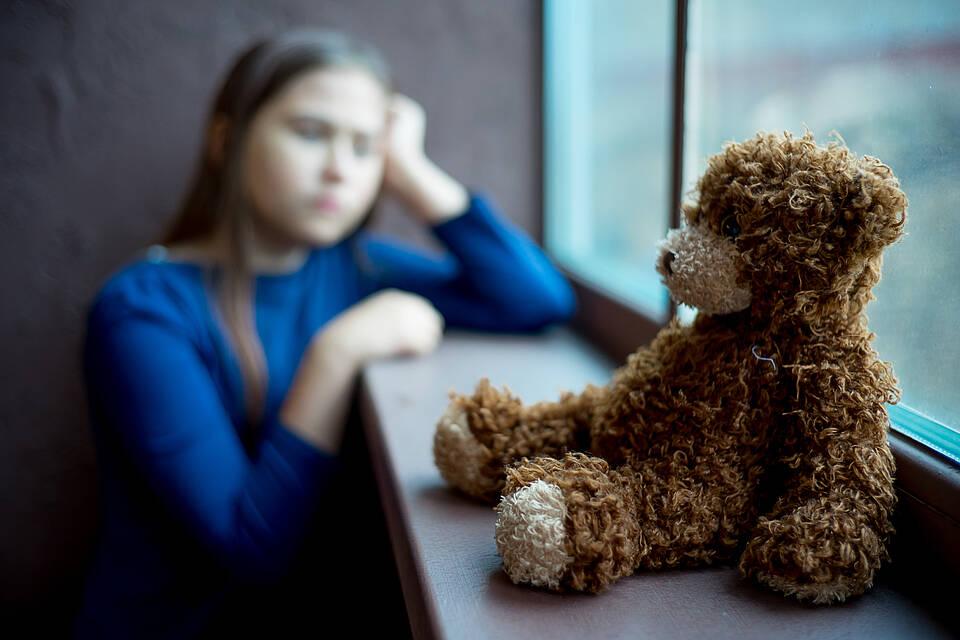 Psychische Erkrankungen bei Kindern