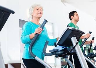 Sport bei Lungenhochdruck