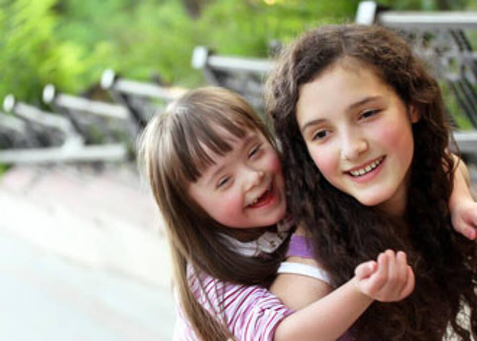 Down-Syndrom: Keine Intelligenzdefizite beim gesunden Zwilling